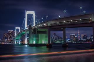 Odaiba Night