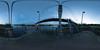 Herrenkrugsteg (2017) (360 x 180) (diwan) Tags: germany deutschland sachsenanhalt saxonyanhalt magdeburg city stadt place brücke bridge herrenkrugsteg river elbe view inthemorning morgens blauestunde bluehour fotogruppe fotogruppemagdeburg himmel sky roundabout equirectangular google nikcollection plugins viveza2 spivpano 360° circularpatternrectified panoramix panorama stitch ptgui fisheye canonef15mmf28fisheye canoneos5dmarkiv canon eos 2017 geotagged geo:lon=11674405 geo:lat=52153961