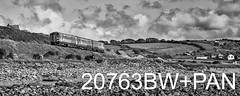 robfrance5d2_20763_20764panBW_030617_x153307_x156487_mossbay_workington_2c43_nt_edr16lr6sefx2pse15weblowres (RF_1) Tags: 153 153307 156 156487 2017 arriva brel britain britishrailengineering britishrailengineeringltd class153 class156 cumbria cumbrian cumbriancoast cummins cumminsnt855r5 db deutschebahn dieselmultipleunit dmu england franchise harrington leylandbus localtrain localtrains metrocammel mossbay northern northernengland northernrail passengertrain publictransport rail rails railway railways rural sprinter stoppingtrain stoppingtrains supersprinter train trains transport travel traveling uk unitedkingdom westmorland workington