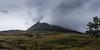 Jalgumbun / Mt Lindesay (dustaway) Tags: mountain jalgumbun mountlindesay australianmountains cloudcap overcast rain landscape australianlandscape macphersonrange sequeensland queensland australia