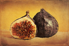 A Fig or Two (annwehnerdigitalartistry) Tags: glazeapp visionn mextures stackables formula