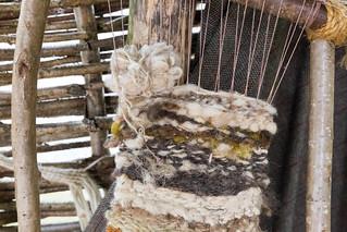 Ancient art of weaving
