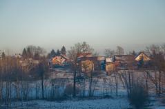 Selnik Winter / Zima u Selniku (Vjekoslav1) Tags: selnik selo village winter zima snijeg snow hrvatskozagorje hrvatska croatia kroatien kuće houses