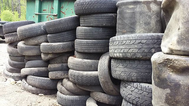 Clean-Up 2016 Tires