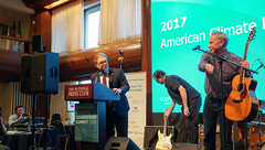 2017.10.29 Senator Al Franken, US Climate Leadership 2017, Washington, DC USA 0201