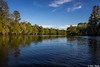 Hillsborough river (Brij_Naik) Tags: hillsborough river water trees blue sky evening travel nature landscape