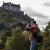 Photo (d53n) Tags: emerging photographer norain scotland castle takingshot gesture streetphotography edinburgh ifttt instagram