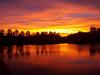 il fiume e il fuoco (giovannamarchioli) Tags: rosso arancione giallo fuoco vento caldo nubi sole fiume river sunset nuvole water clouds foto momento magico poesia