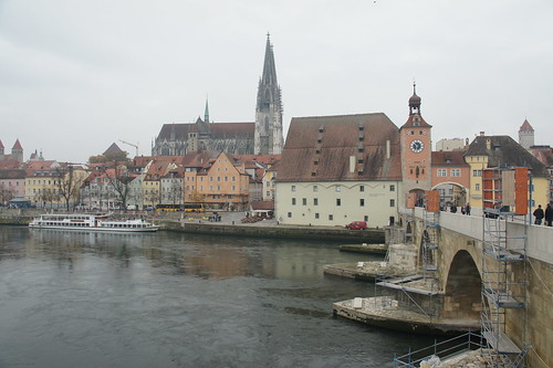 Regensburg, Germany, October 2017