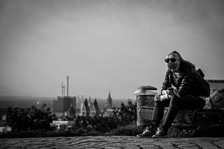 über den Dächern von... München