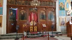 JORDANIA (Grace R.C.) Tags: jordania madaba pintura painting iglesia church