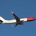EI-FJP Boeing 737-8JP/W Norwegian Air International