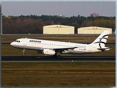 Airbus A320-232 (SX-DVG)— Aegean Airlines (Peterspixel from Peter Althoff) Tags: airbusa320232 sxdvg aegeanairlines airbus a320232 aegean airlines a320214 lzfbd— bulgaria air lzfbd a321211 fgtae— france fgtae a330343x b6539 hainan a330 oosnb— brussels oosnb a320 a 320 airplane airport aircraft flughafen flugzeug berlin brandenburg berlintegel txl tegel deutschland germany linienflugzeug fahrzeug outdoor jet auto tim und struppi der schatz rackhams des roten rackham uboot gras baum landstrase cockpit china himmel skyteam gebäude