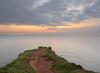 Sunrise at Red Rock, Dawlish (Rich Lukey) Tags: sunrise dawn devon dawlish redrock coast sea nikon d7100 1685mm