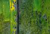 Costura. Tahiche, noviembre 2017. (Jazz Sandoval) Tags: 2017 elfumador españa exterior enlacalle amarillo arquitectura abstracción búsquedas búsqueda color canarias contraste calle colour curiosidad curiosity city ciudad digital day fotografíadecalle fotodecalle fotografíacallejera fotosdecalle geometría gráfico geometrías green geometry garage geometrìa hierro tahiche islascanarias ilustración jazzsandoval jo lanzarote luz light metal negro nero puerta streetphotography streetphoto skin texturas textura verde yellow azul blue desgaste deterioro abandono