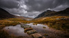 A break in the clouds .... (Einir Wyn Leigh) Tags: landscape rock mountains walk climb weather rain stormy water path track light wales cymru snowdonia rural autumn october outside nikon love breathtaking