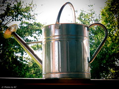 Watering Can. (~~BC's~~Photographs~~) Tags: bcsphotographs canonsx50 wateringcan aroundthefarm autumn closeups kentuckyphotos ourworldinphotosgroup earthwindandfiregroup explorekentucky