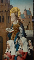 Paris (mademoisellelapiquante) Tags: museedecluny arthistory artmuseum paris france medieval middleages painting