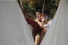 IMG_9248 (Benjamin Clapp) Tags: revolutionary war reenactment musket 1776 18th century new brunswick bayonet soldier rifle colonial