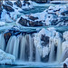 Frozen Great Falls