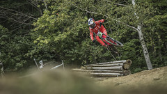 _HUN1327 (phunkt.com™) Tags: mont sainte anne dh downhill world cup 2017 uci phunkt phunktcom race photo photos keith valentine