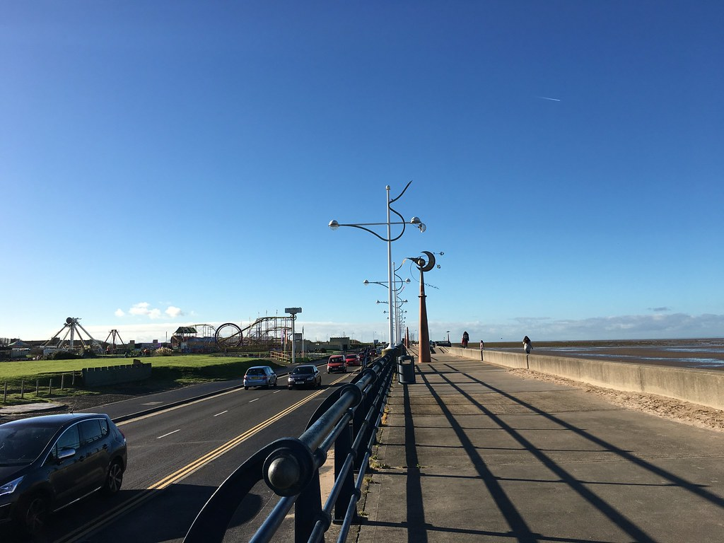 Southport Beach front