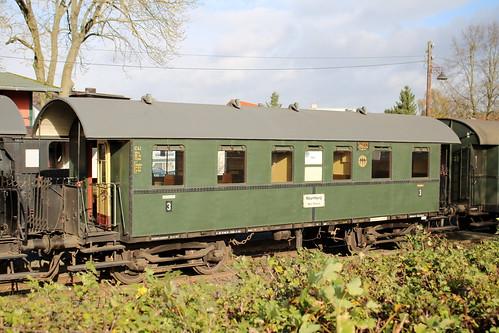 HC: Langenschwalbacher Wagen C41 in Naumburg