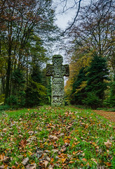 The Camus Cross (daedmike) Tags: panmure estate camuscross celtic historical scotland angus folk norse pictish medieval
