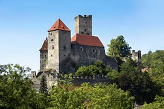 Burg Hardegg (tomas.jezek) Tags: castle old austria hardegg village thaya town stone history sky green trees architecture österreich