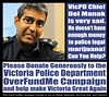 Police Fear legalization (professional recreationalist) Tags: brucedean professionalrecreationalist victoriabc canada cannabis marijuana weed grass legalize fascist fascism vicpd victoriapolice lisahelps budget staff greedy police state policestate justintrudeau criminalization corporate profit letusgrow jeremyloveday jeremy loveday chief del manak chiefdelmanak