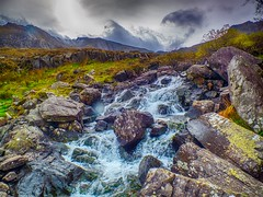 Mountain Stream HDR