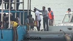 Grounded Ferryboat Mandovi (joegoauk73) Tags: joegoauk goa ferryboat grounded drifted mandovi river panaji panjim