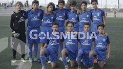 Liga autonomica Infantil C.F. Escuelas San Jose - Alboraya U.D.