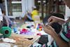 16579303751_7b30becf7e_h (Ada Rovai - Amanda Rovai) Tags: bonecos desenho autorretrato oficina curso bordado costura nós bonecas doll maker eu que fiz craft sesc belenzinho sãopaulo brasil familia crianças artesanato artes exposiçao