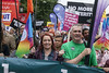 ToryConfManc17 0028 (Communist Party of Great Britain(Marxist-Leninist)) Tags: austerityprotesttoryconference 1stoct2017 manchester toryconference cpgbml lalkar proletarian greenfell housingcrisis tradeunionbill postalworkers cwu rmt pcs nut gmb disabledactivists dpac police crisisofoverproduction rulingclass nhs hri tradeunions theresamay tory labour corbyn peoplesassembly economics eu brexit socialist communist families students workers campaigners capitalism refugees welfare
