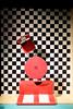 Olympus Perspective Playground (abbilder) Tags: berlin olympusplayground fujifilm fuji xe2 23mm xf23 raw lr6 abbilder wwwabbildercom art kunst installation red rot wand wall küche kitchen sofa stunk chair kariert cross olympus perspective playground perspectiveplayground kraftwerk perspektive topdown
