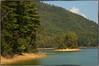 The boat dock (Steve4343) Tags: nikon d70s boat dock rat branch hampton tennessee lake woods forest green water blue yellow appalachiantrail smileonsaturday treesinthepicture steve4343