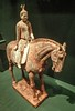 Horse and rider Tang dynasty China 650-700 CE Earthenware (mharrsch) Tags: asianartmuseum sanfrancisco california mharrsch tangdynasty china horse rider sculpture statue 8thcenturyce