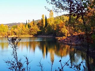 Lac de Vins sur Caramy  Var