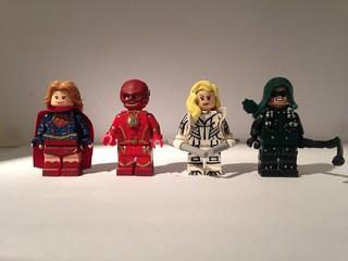 Custom Lego CW: 1