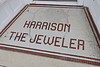 Harrison The Jeweler, Williamstown, KY (Robby Virus) Tags: williamstown kentucky ky harrison wt wesley tulley tiles tiled tiling tile floor entry entrance front door