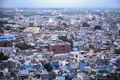 Rajasthan - Jodhpur - blue city- Mehrangharh Fort-8