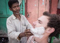 Varanasi - City Streets - Shops-4