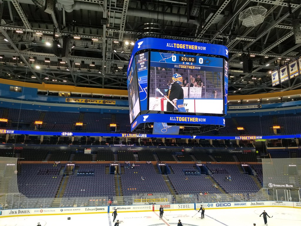 The World S Best Photos Of Nhl And Scottradecenter Flickr Hive Mind