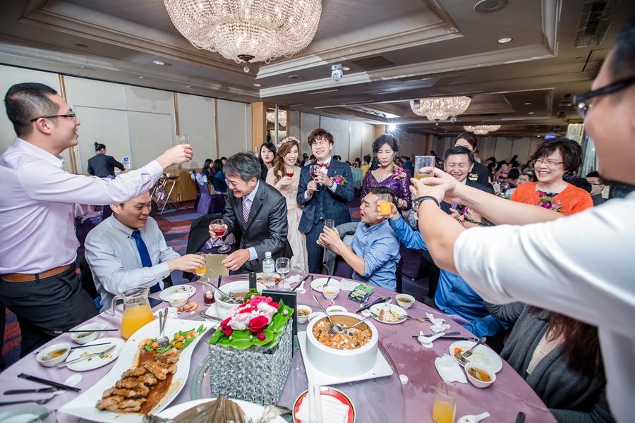 [婚攝] 彥銘 & 采薇 / 漢來大飯店