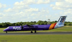 _MG_0845 Flybe G-JEDV (M0JRA) Tags: flybe gjedv manchester airport planes flying jets biz aircraft pilot sky clouds runways