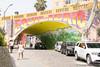 Equilibrio (takashi_matsumura) Tags: equilibrio barranco lima puente ngc nikon d5300 bridge street art graffiti architecture afs dx nikkor 35mm f18g