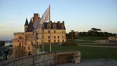 Amboise (Sugarth/Photo) Tags: amboise châteaux france sonya77v orangehour