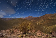 Earth's Motion (Robelier Photoexplorer) Tags: startrail nightscapes astrophotography stars night landscapephotography nature mountains sonyalpha