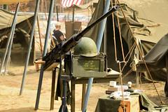 DSC_6123 (Mark Morello) Tags: collingsfoundation hudsonma battlefortheairfield encampment reenactment wwii worldwar2 german american british russian at6 pt17 texan stearman tanks german88 battle hudson massachusetts usa